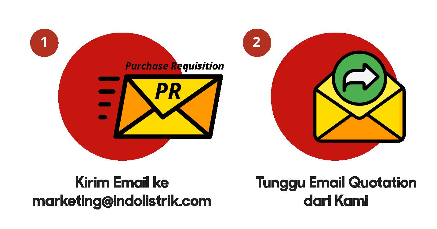 Belanja via Email 1